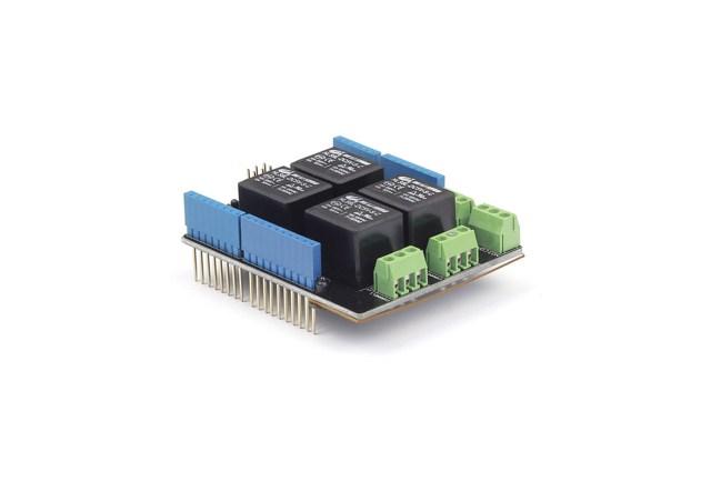 A product image for SCUDO RELÉV3.0 PER ARDUINO