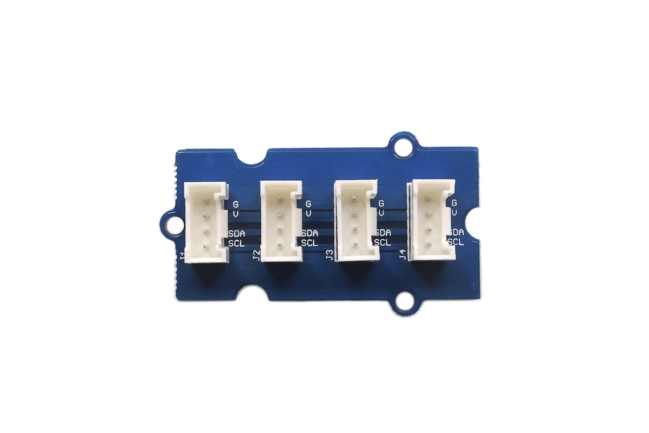 A product image for GROVE – HUB I2C