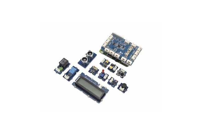 A product image for KIT BASE GROVEPI+ PER RASPBERRY PI