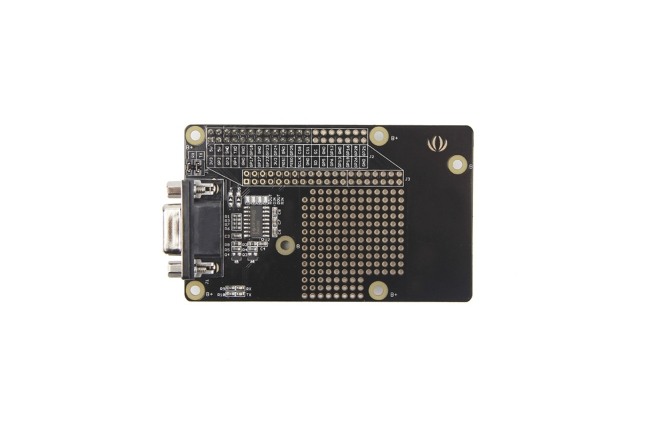 A product image for SCHEDA Rs232 RASPBERRY PI V1.0
