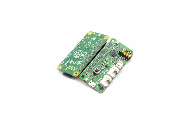 A product image for HAT PI 2-MIC RESPEAKER
