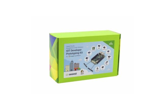 A product image for KIT PROTOTIPAZIONE IOT BEAGLEBONE VERDE