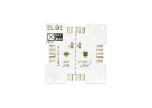 UVA, UVB, luce (VEML6075 e TSL4531)