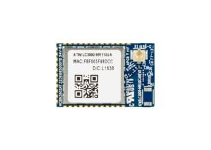 MODULO ATWILC3000 802.11 B/G/N + BT4.0