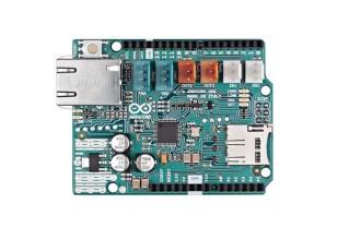 Arduino Ethernet shield 2 senza POE