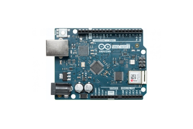 A product image for ARDUINO UNO WIFI REV2, ABX00021