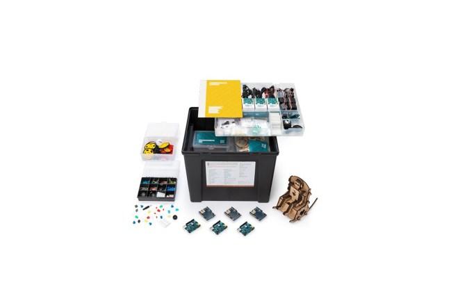 A product image for Arduino CTC – Auto-apprendimento