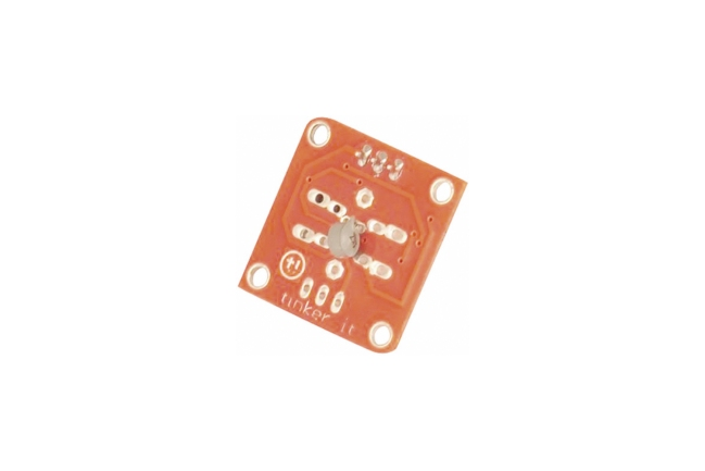 A product image for MODULO TERMISTORE TINKERKIT