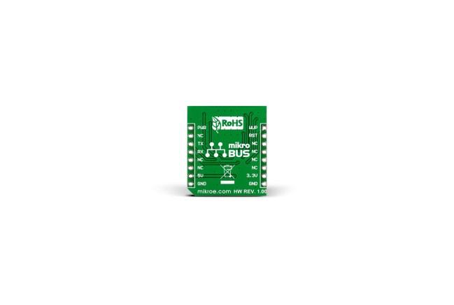 A product image for MikroElektronika Nano mikroBus Click Board per Nano Hornet