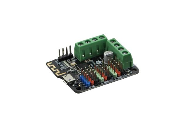 A product image for Scheda di azionamento motore Romeo BLE Mini Arduino
