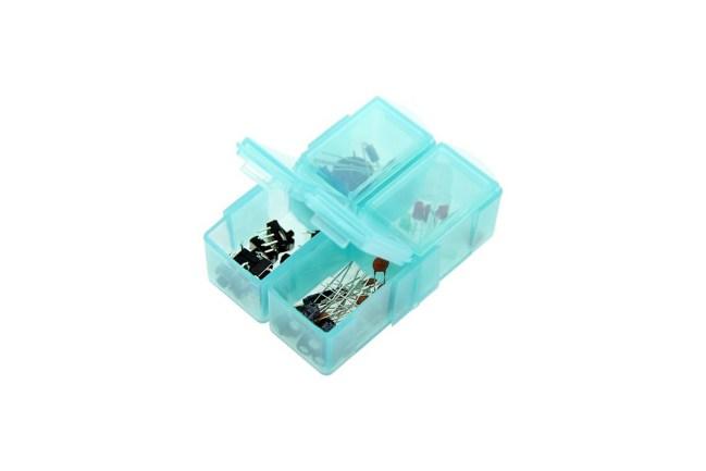 A product image for KIT DI BASE SIDEKICK PER ARDUINO V2
