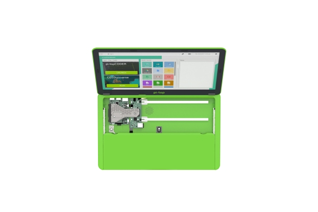 A product image for pi-top Laptop modulare con kit inventori
