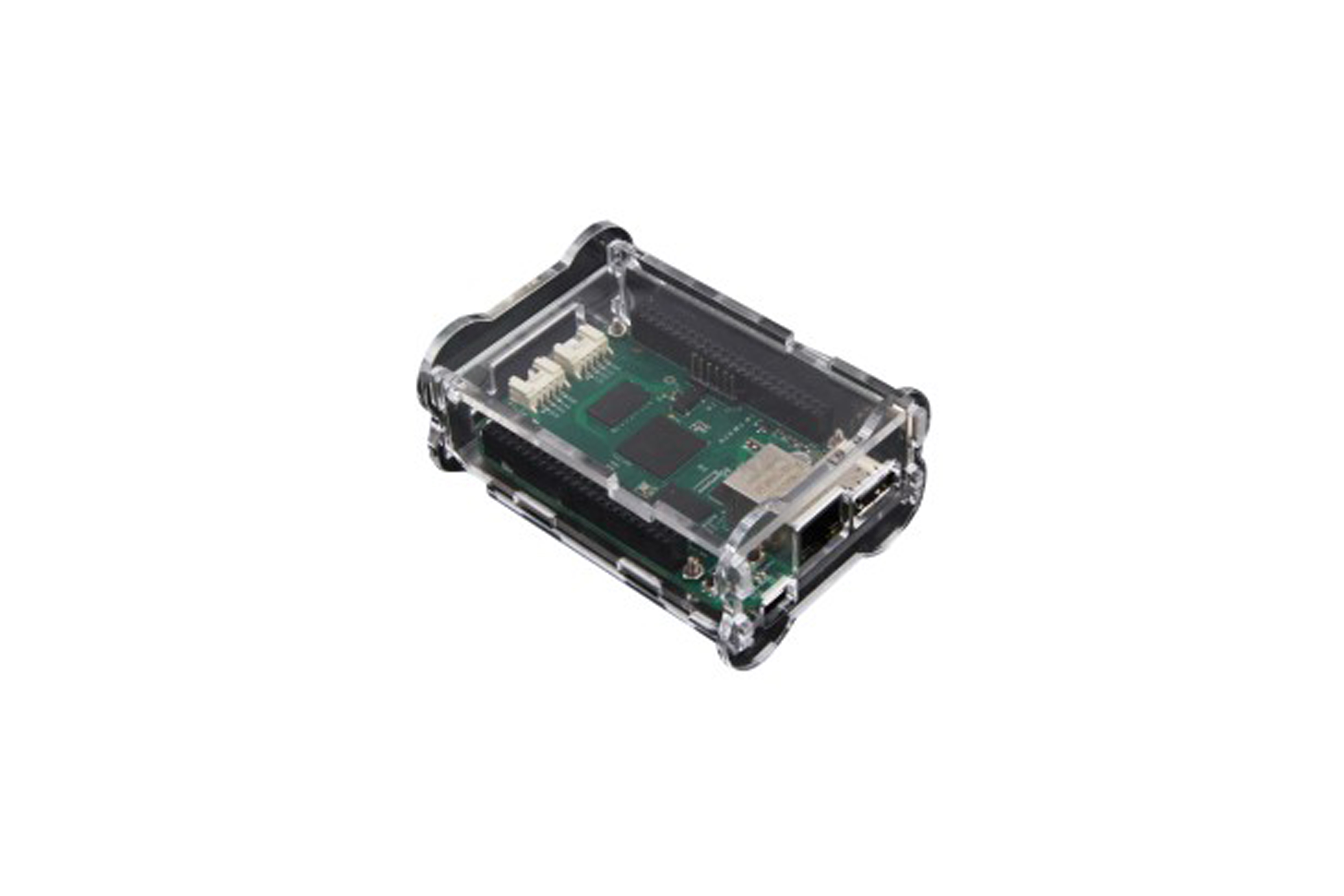 Case BeagleBone Seeed Studio, Verde