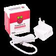 Alim. originale biancoRaspberry Pi 5,1V/3A con USB-C per UE