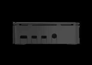 Case standard OKdo nero in 3 pezzi