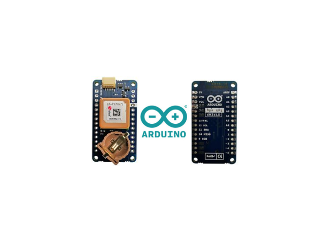 A product image for Arduino Mkr Gps Shield