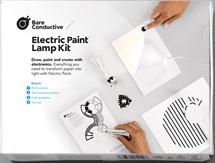 Kit Lampada della vernice elettrica
