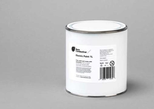A product image for Bare conduttivo – verniciatura elettrico 1L