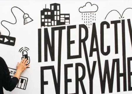 A product image for Kit parete conduttiva Interactive Bare