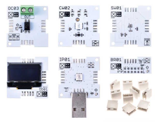 A product image for XinaBox IoT Starter – XK19
