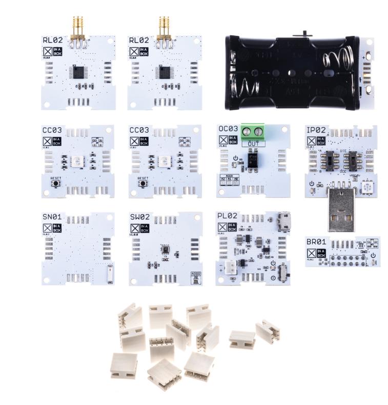 XinaBox LoRaWAN IoT Starter Kit