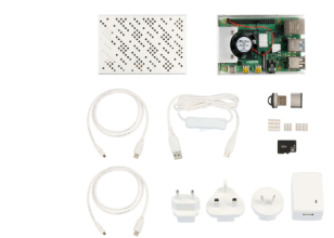 Kit Okdo Raspberry Pi 4 4GB Modello B Starter