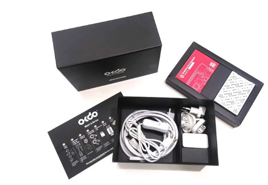 A product image for Kit Okdo Raspberry Pi 4 4GB Modello B Starter