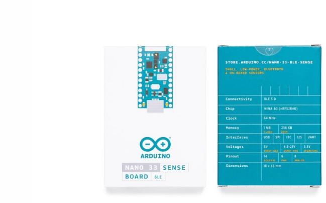 A product image for NANO 33 SENSE BLE