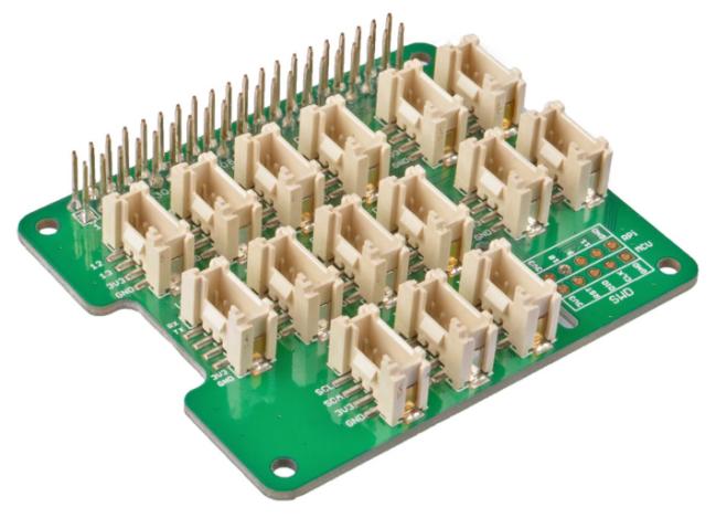 A product image for Kit aria di qualità per Raspberry Pi