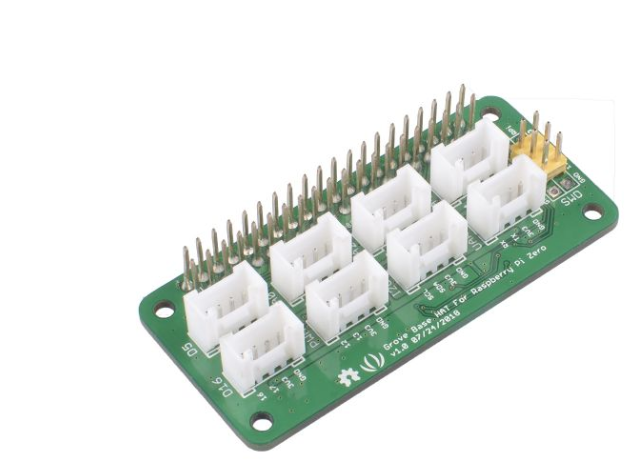 A product image for Grove Base HAT For Raspberry Pi Zero