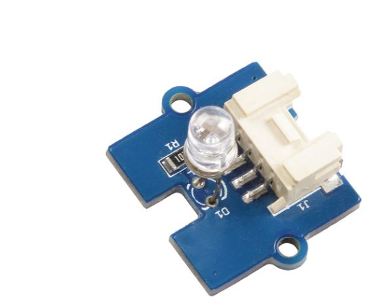 A product image for Grove – Multi Color Flash Led (5Mm)