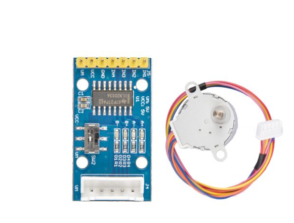 A product image for GEAR STEPPER MOTOR DRIVER PACK