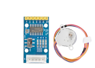 GEAR STEPPER MOTOR DRIVER PACK