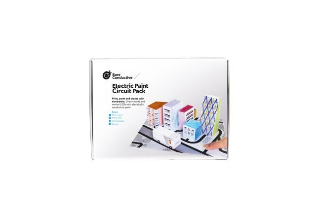 A product image for Bare conduttivo elettrico vernice delle schede