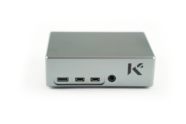 A product image for KKSB Raspberry Pi 4 Case Aluminium
