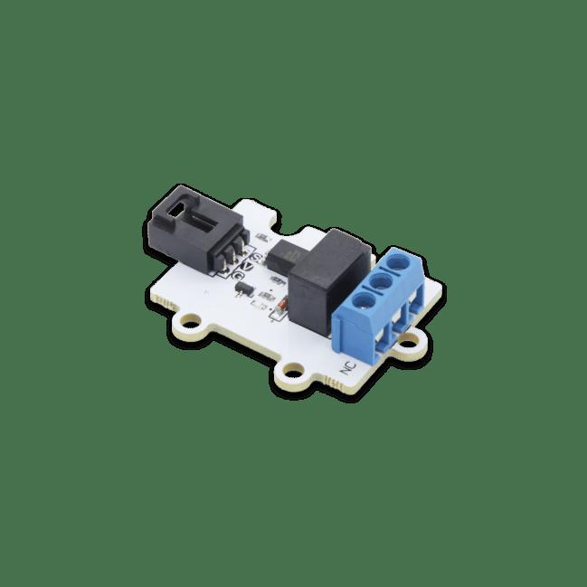 A product image for Modulo relè 3V a 1 canale pi Supply per micro:bit