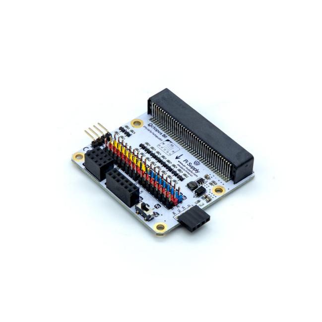 A product image for Scheda di giunzione pi Supply per micro:bit