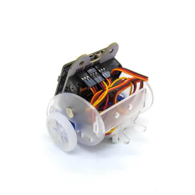 A product image for Pi Supply bit:Buggy Car (senza micro:bit)
