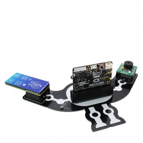 A product image for Adattatore MikroElektronika micro:bit