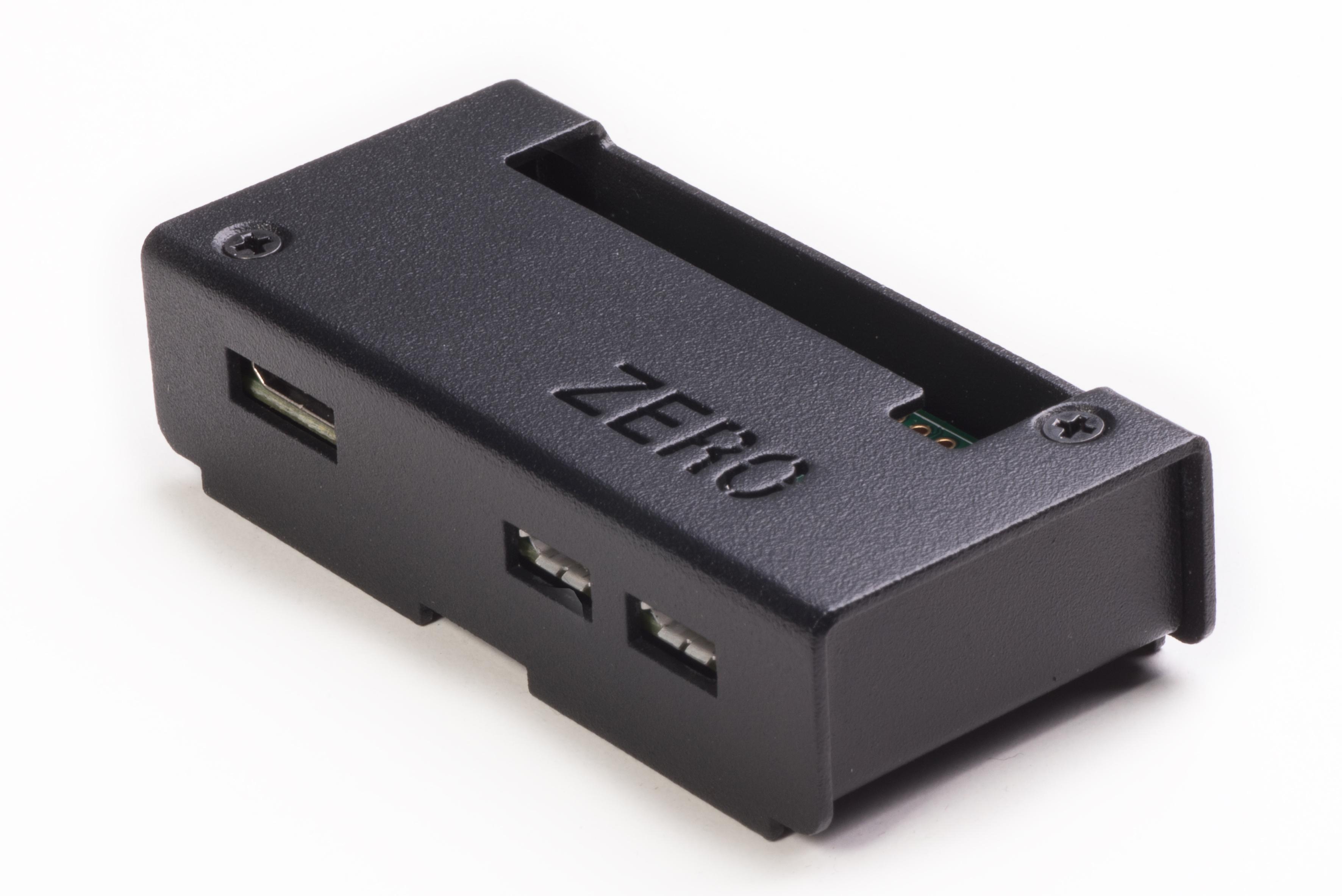 KKSB Raspberry Pi Zero Case (Black)