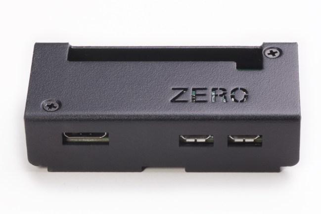 A product image for KKSB Raspberry Pi Zero Case (Black)