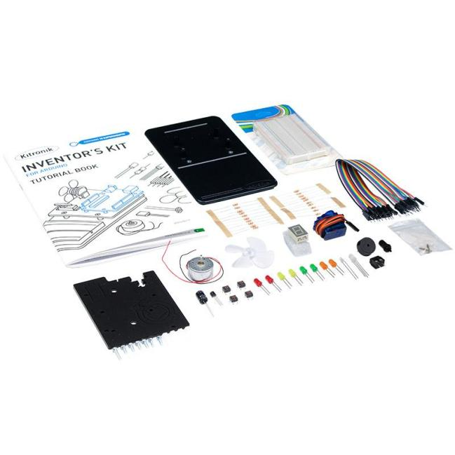 A product image for Arduino Inventors Kit