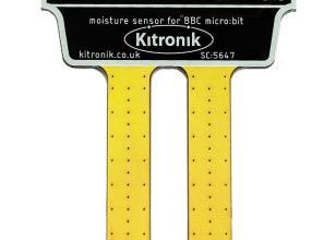 Kitronik Prong Soil Moisture Sensor for BBC micro:bit