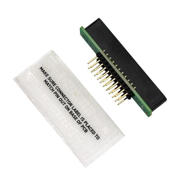A product image for Kitronik Breadboard breakout for the BBC micro:bit
