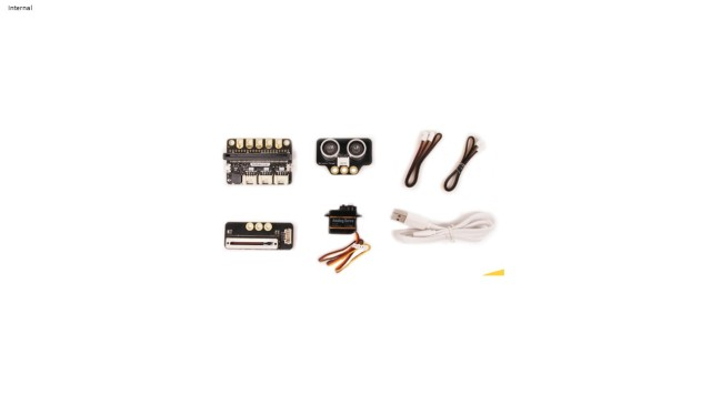 A product image for BitStarter Kit – Grove extension kit for micro:bit