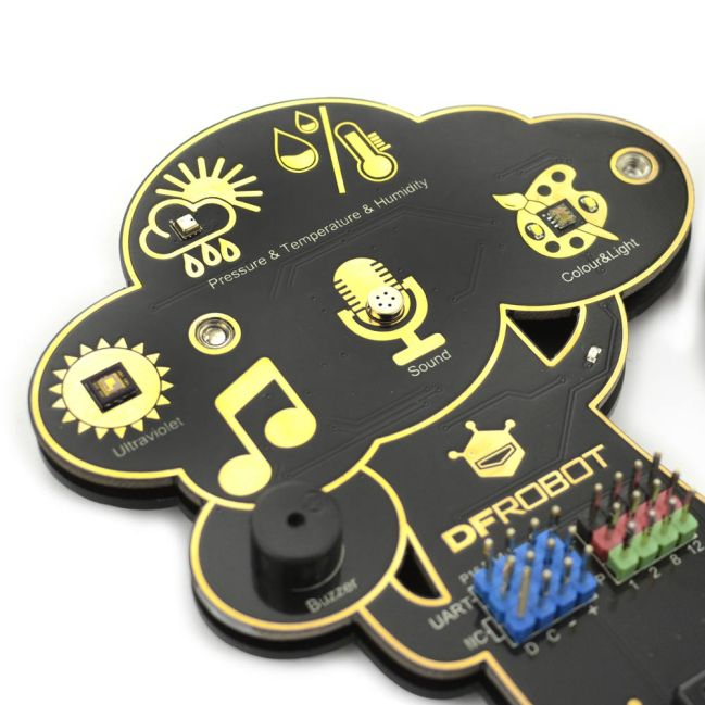 A product image for Environment Science Board for micro: bit (V1.0)