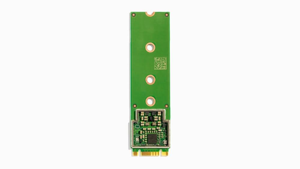 Coral Mini PCIe M.2 Accelerator B/M Key