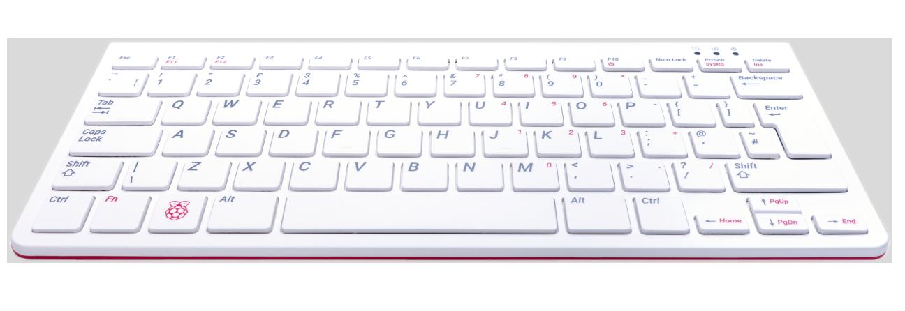 Raspberry Pi 400 All-in-One Personal Computer Kit – EU Keyboard Layout