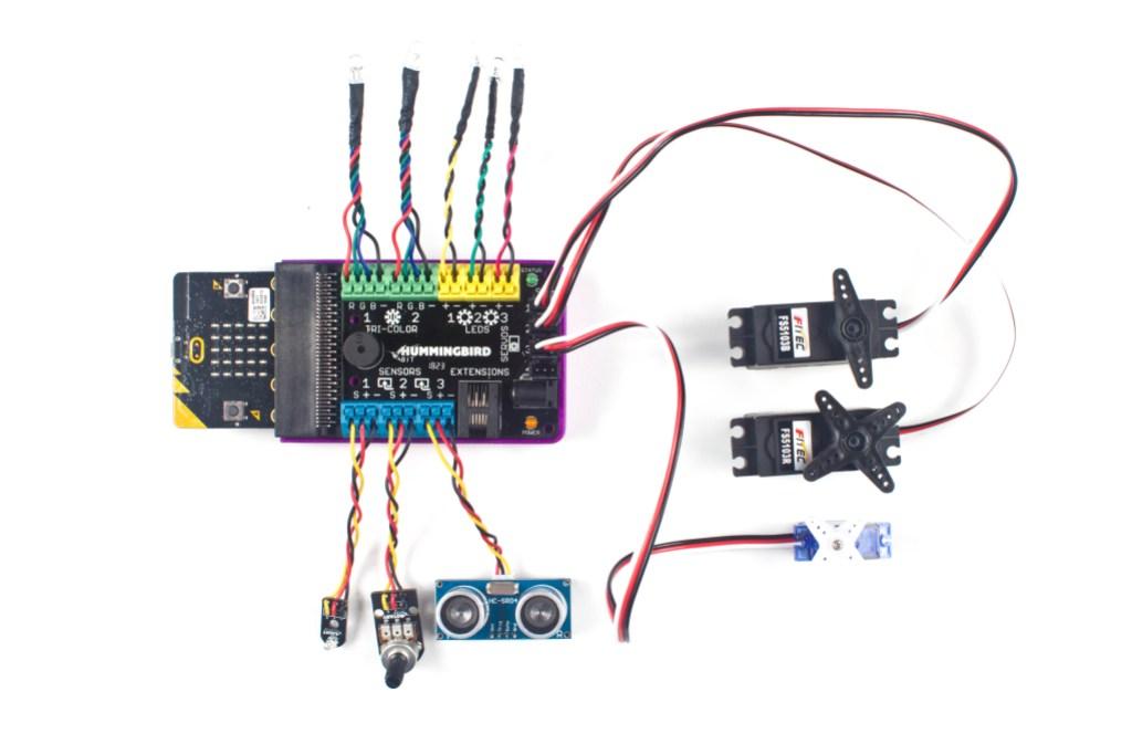 Hummingbird Kit component