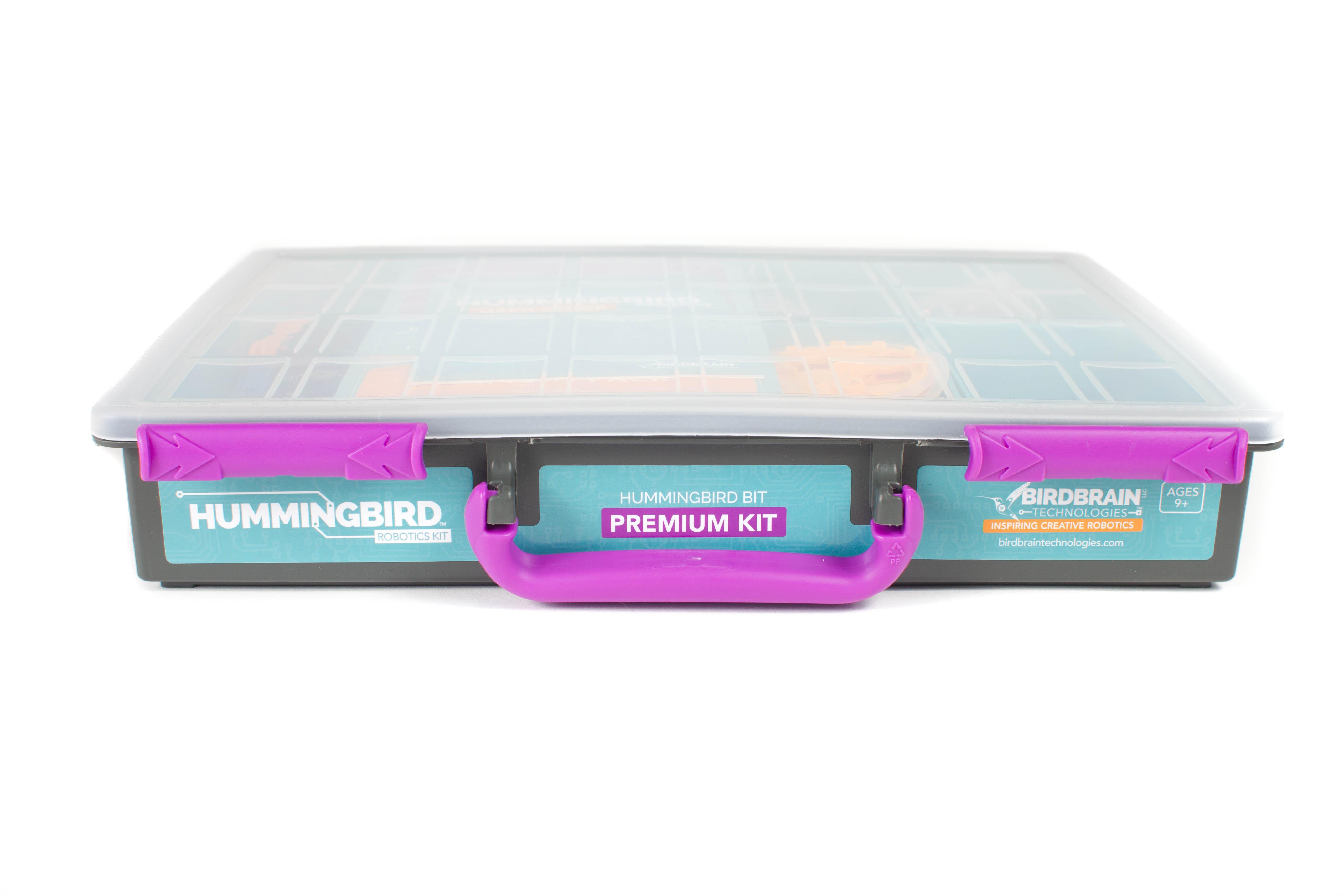BirdBrain Technologies Hummingbird Premium Kit